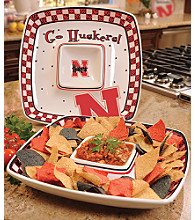 Memory Company Gameday Chip n' Dip-University of Nebraska