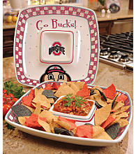 Memory Company Gameday Chip n' Dip - Ohio State