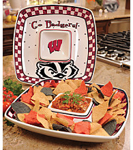 Memory Company Gameday Chip n' Dip-University of Wisconsin