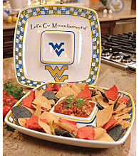 Memory Company Gameday Chip n' Dip-West Virginia University