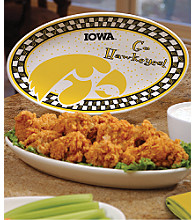 Memory Company Gameday Platters-University of Iowa