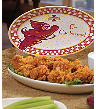 Memory Company Gameday Platters-Iowa State University