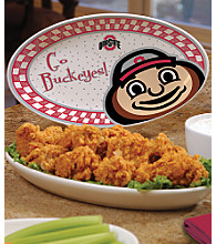 Memory Company Gameday Platters-Ohio State