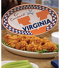 Memory Company Gameday Platters-University of Virginia
