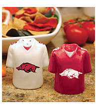 Memory Company Gameday Salt & Pepper Shakers-University of Arkansas