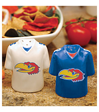 Memory Company Gameday Salt & Pepper Shakers-University of Kansas