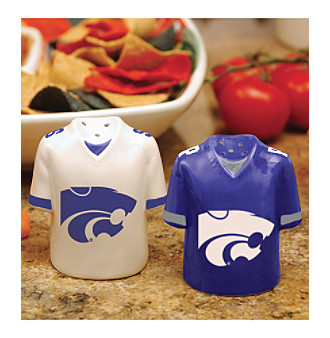 Memory Company Gameday Salt & Pepper Shakers-Kansas State University