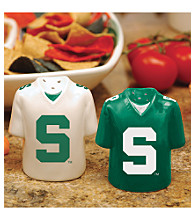 Memory Company Gameday Salt & Pepper Shakers-Michigan State University