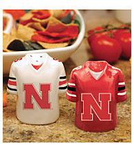 Memory Company Gameday Salt & Pepper Shakers-University of Nebraska