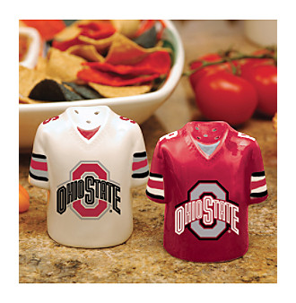 Memory Company Gameday Salt & Pepper Shakers-Ohio State