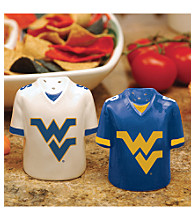 Memory Company Gameday Salt & Pepper Shakers-West Virginia University