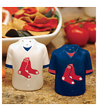 Memory Company Gameday Salt & Pepper Shakers-Boston Red Sox