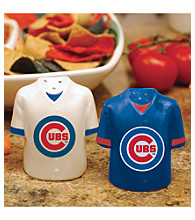Memory Company Gameday Salt & Pepper Shakers-Chicago Cubs