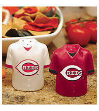 Memory Company Gameday Salt & Pepper Shakers-Cincinnati Reds