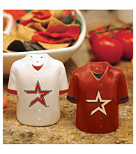 Memory Company Gameday Salt & Pepper Shakers-Houston Astros