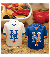 Memory Company Gameday Salt & Pepper Shakers-New York Mets