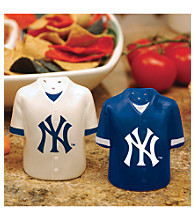 Memory Company Gameday Salt & Pepper Shakers-New York Yankees