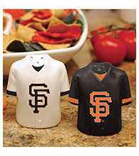 Memory Company Gameday Salt & Pepper Shakers-San Francisco Giants