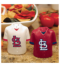 Memory Company Gameday Salt & Pepper Shakers-St. Louis Cardinals