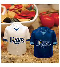 Memory Company Gameday Salt & Pepper Shakers-Tampa Bay Rays