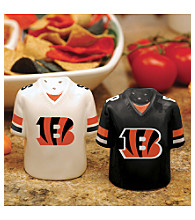 Memory Company Gameday Salt & Pepper Shakers-Cincinnati Bengals