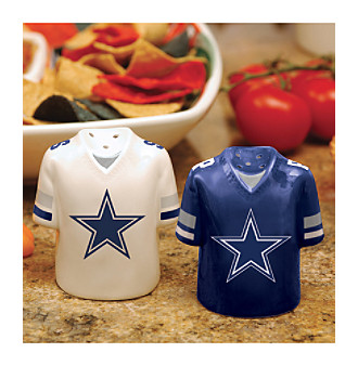 Memory Company Gameday Salt & Pepper Shakers-Dallas Cowboys