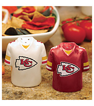 Memory Company Gameday Salt & Pepper Shakers-Kansas City Chiefs