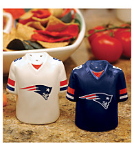 Memory Company Gameday Salt & Pepper Shakers-New England Patriots