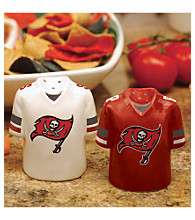 Memory Company Gameday Salt & Pepper Shakers-Tampa Bay Buccaneers