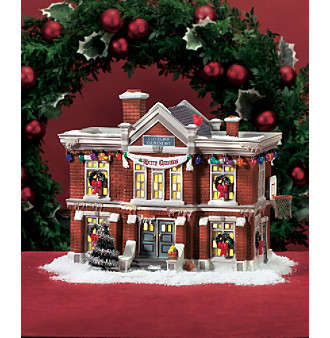 Product: Department 56® A Christmas Story Village: Cleveland Elementary School
