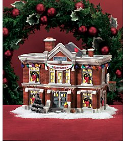 Department 56® A Christmas Story Village: Cleveland Elementary School