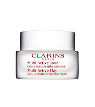 Clarins® Multi-Active Day Early Wrinkle Correction Cream for All Skin Types