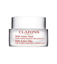 Clarins® Multi-Active Day Early Wrinkle Correction Cream for Dry Skin
