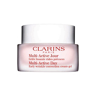 Clarins® Multi-Active Day Early Wrinkle Correction Cream-Gel for All Skin Types