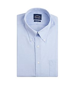 Eagle® Men's Slim Fit Broadcloth Dress Shirt