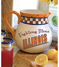 Memory Company Gameday Pitcher - University of Illinois
