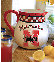 Memory Company Gameday Pitcher - University of Nebraska