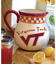 Memory Company Gameday Pitcher - Virginia Tech University