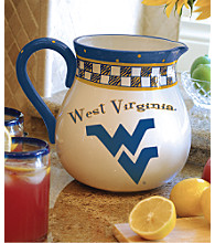 Memory Company Gameday Pitcher - University of West Virginia