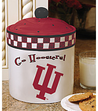 Memory Company Gameday Cookie Jar - Indiana University