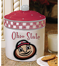 Memory Company Gameday Cookie Jar - Ohio State University