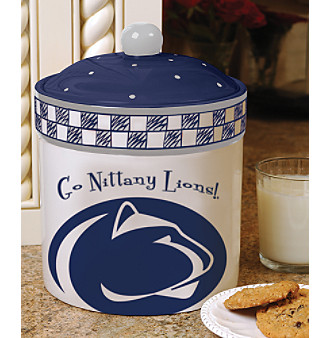Memory Company Gameday Cookie Jar - Penn State University