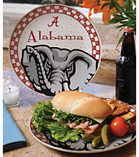 Memory Company Gameday Ceramic Plate - University of Alabama