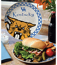 Memory Company Gameday Ceramic Plate - University of Kentucky