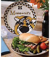 Memory Company Gameday Ceramic Plate - University of Missouri