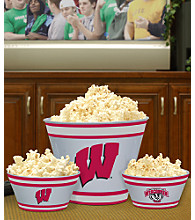 Memory Company Serving Bowl Set - University of Wisconsin