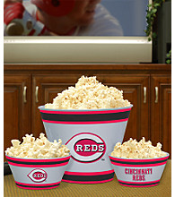Memory Company Serving Bowl Set - Cincinnati Reds