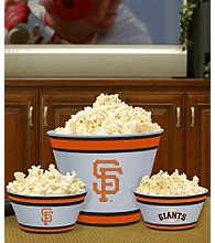 Memory Company Serving Bowl Set - San Francisco Giants