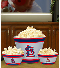Memory Company Serving Bowl Set - St. Louis Cardinals