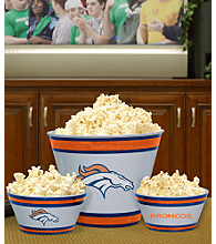 Memory Company Serving Bowl Set - Denver Broncos